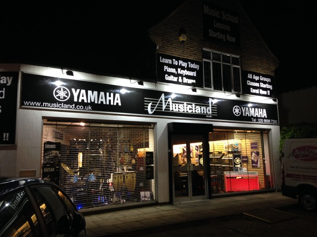 Why Choose Invicta Graphics For Shop Fascias in Kent